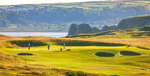 Pennard Links Golf Club