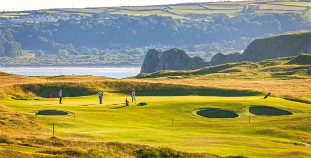 Pennard Links Golf Club